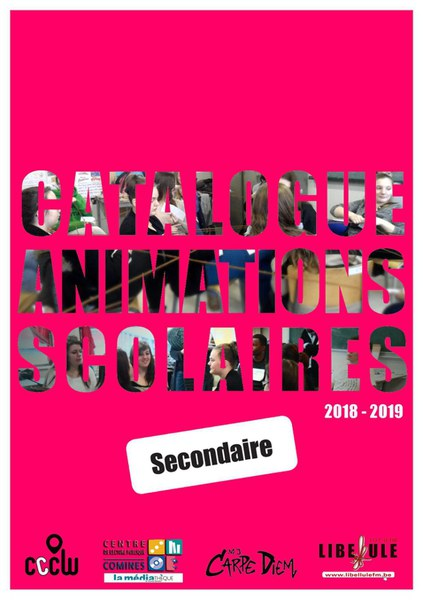 Catalogue enseignants   secondaire   2018 201901