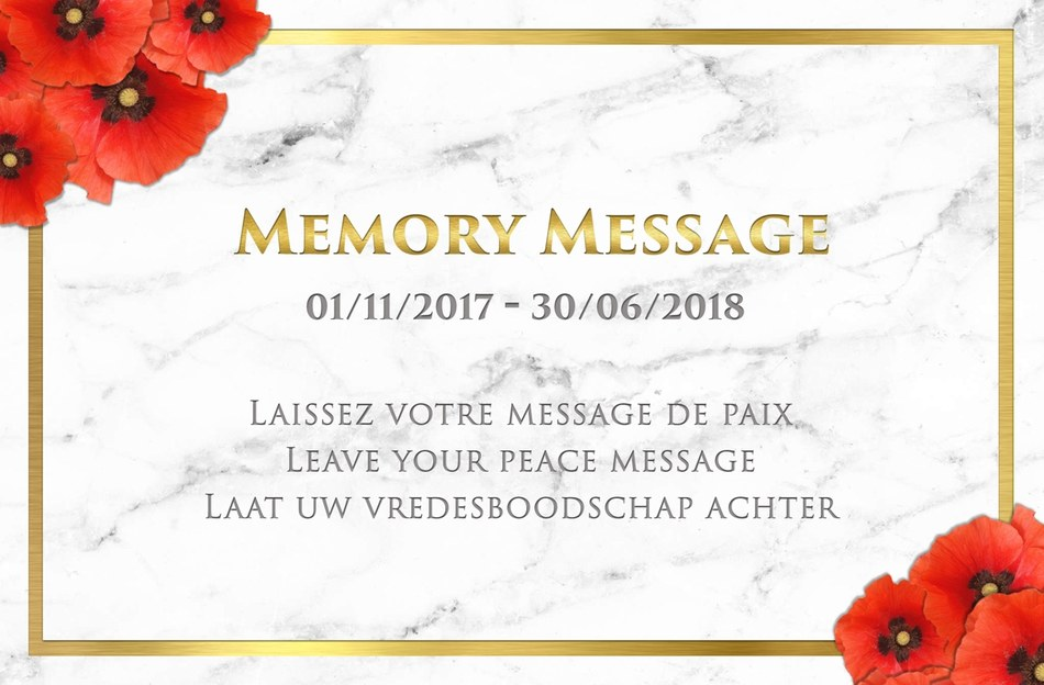 memory message