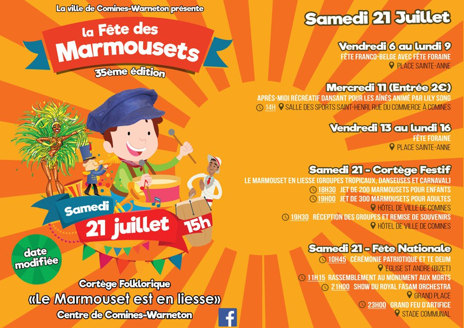 marmousets 2018