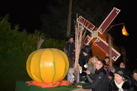 Halloween 2017 à Comines Ten-Brielen